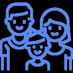icône famille